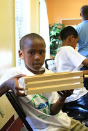 Student participates in the Wise Young Builders program